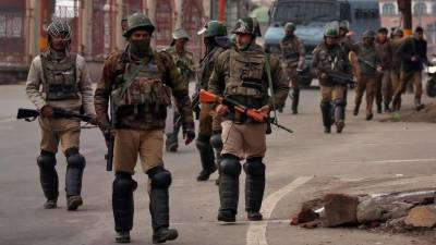 State Terrorism: Indian troops martyred two more youth in Occupied Kashmir