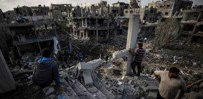 US for the third time blocks UNSC statement for halting Israeli violence in Gaza