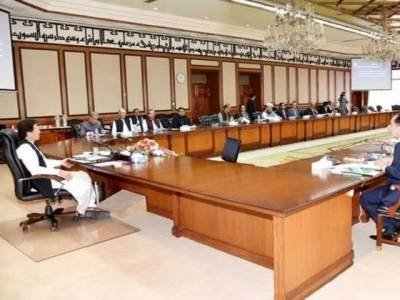 Federal Cabinet approved practical action in support of Palestinian crisis