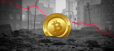 Bitcoin and other crypto currencies crashed after Chinese crackdown