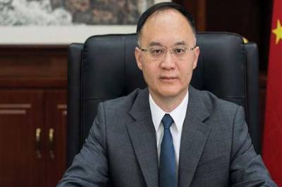 Chinese Ambassador in Pakistan vows to jointly defeat the enemies of CPEC
