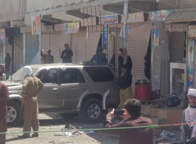 Bomb blast in Balochistan, multiple casualties reported