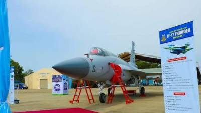 Pakistan's pride JF 17 thunder fighter jet reaches a big milestone on exports front
