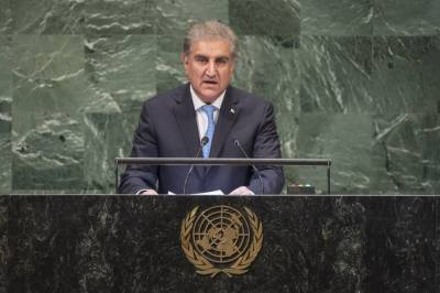 Pakistani FM on US visit called Kashmir dispute resolution vital for peace in South Asia