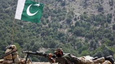 Soldier martyred from terrorists attack on Pakistan military checkpost from across the Afghanistan border