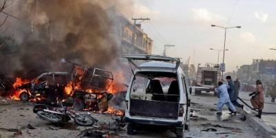 Bomb blast in Quetta, Balochistan