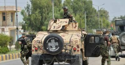 Afghan Taliban claim capturing 37 checkposts around capital Kabul