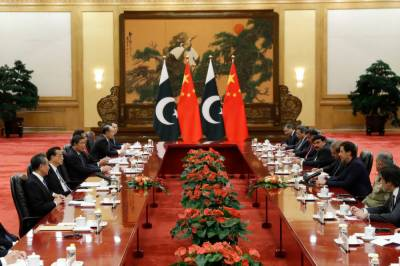 Chinese Foreign Ministry responds over PM Imran Khan's remarks on CPEC