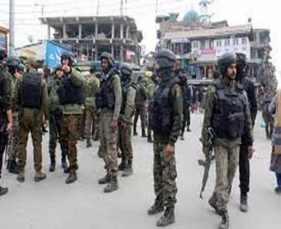 Indian troops launches new operations in Occupied Kashmir