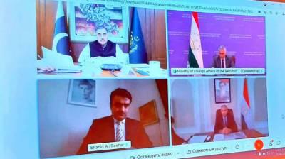 Pakistan - Tajikistan to enhance strategic partnership