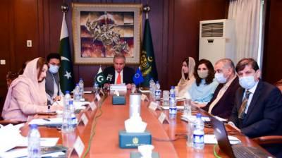 Pakistan to further deepen partnership with EU