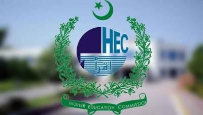 HEC PhD Scholarship scheme for overseas Universities