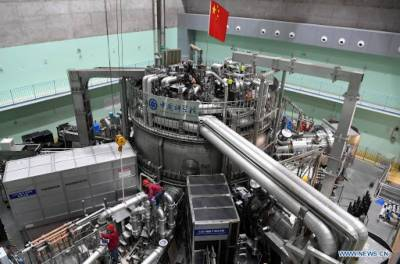 China's artificial sun sets a new World record