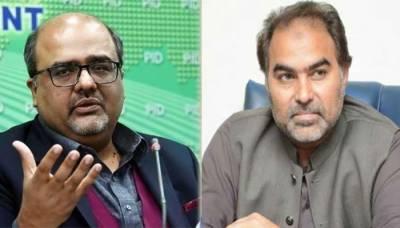 FIR registered against JKT group MPA Nazir Chohan over complaint of Adviser Shahzad Akbar