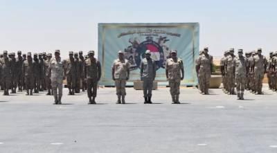 Pakistan and Egyptian Militaries enter strategic ties