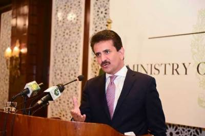Pakistan reaffirmed commitment to the UN peacekeeping role