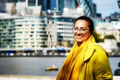 Hina Bokhari, first ever Pakistani woman elected member of the London Assembly