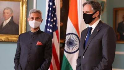 Indian EAM Jaishankar held important meeting with US Secretary of State Antony Blinken