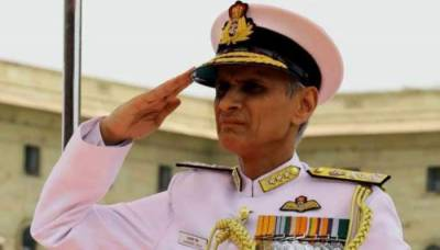 Indian Navy Chief advocates use of space and cyber warfare against enemy