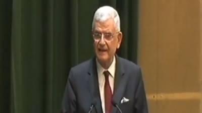 Kashmiri Hurriyat leaders response over the UNGA Chief statement on Occupied Kashmir