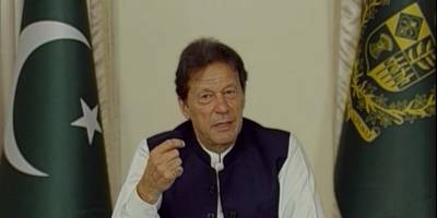 Pakistani PM Imran Khan answers to the live public questions