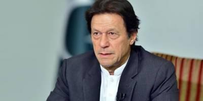 Pakistani PM Imran Khan rejects talks with India
