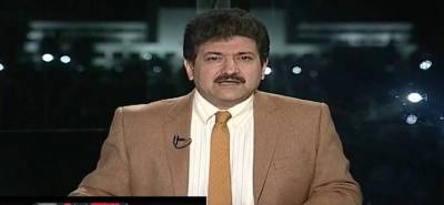 Hamid Mir reacts after being sacked from the private TV channel over anti state remarks