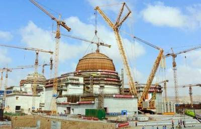 Pakistan's use of nuclear power for nation building