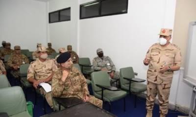 Sky Protectors - 1: Pakistan Egypt joint military drill makes new mark