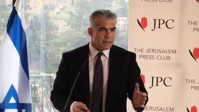 Israeli opposition leader Yair Lapid succeeds in forming the government