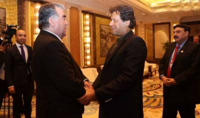 Tajikistan President to arrive in Pakistan for an important visit