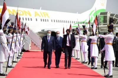 Tajikistan President arrives in Pakistan along with high level delegation