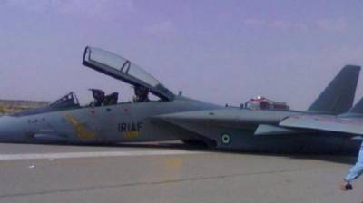 Two Iranian fighter pilots killed at an airbase