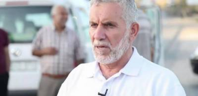 Israeli Army arrested Hamas Leader accused for setting up a base