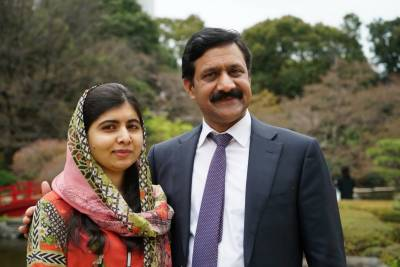 Malala Yousfzai's father comes to rescue her over marriage remarks