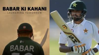 #BabarKiKahani makes strides on social media