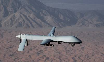 Drones shot down over American Military Base in Iraq