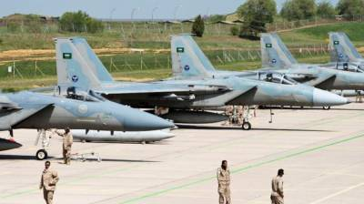 Arab countries launch multinational joint air exercise in Saudi Arabia