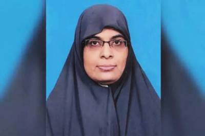 First Pakistani woman Dr Sadia Jalil included in the list of most wanted terrorists by CTD