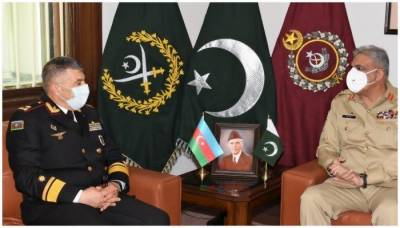 Pakistan Army Chief makes security cooperation offers to Azerbaijan military