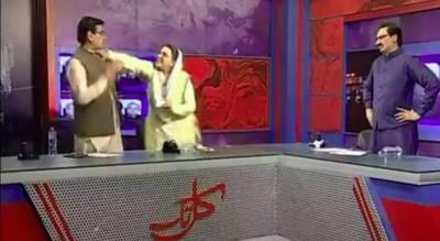 Dr Firdous Ashiq Awan breaks silence over altercation with PPP lawmaker Qadir Mandokhel