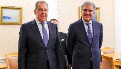 Pakistani FM Shah Mehmood Qureshi held important telephonic conversation with his Russian counterpart