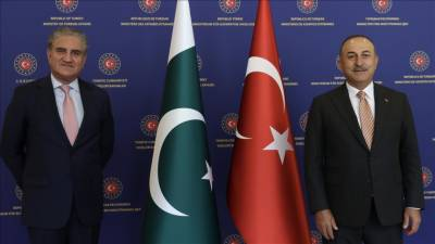 Pakistani FM Shah Mehmood Qureshi to leave for an important tour of Turkey