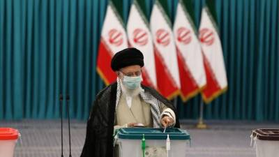 Iranians elect head of judiciary Ebrahim Raisi as new President