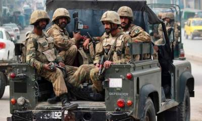 Pakistan Army soldier martyred in a terrorist attack