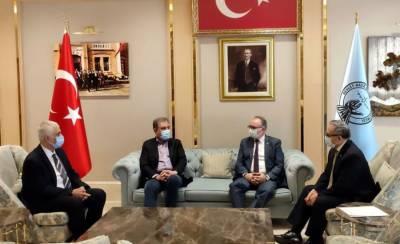 Pakistani FM Shah Mehmood Qureshi participates in Antalya Diplomacy Forum