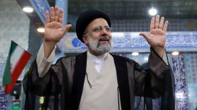 US sanctioned Judge Ebrahim Raisi clinched victory in Iranian Presidential elections