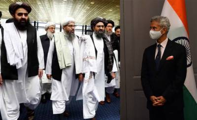 Top Indian Minister held secret meeting with Afghan Taliban in Qatar