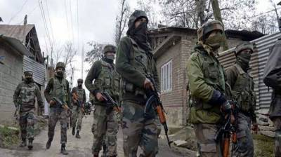 Indian troops martyred Kashmiri youth in another fake encounter in Occupied Kashmir