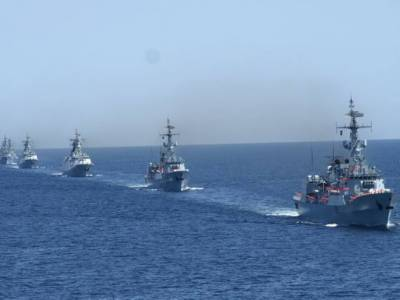 Moscow- Russian Navy to hold joint Naval drills with Pakistan and Indian Navies